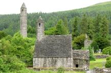 Visit nearby Glendalough, Wicklow's famous monastic site.