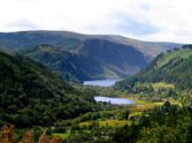 Visit the nearby Wicklow Mountains.